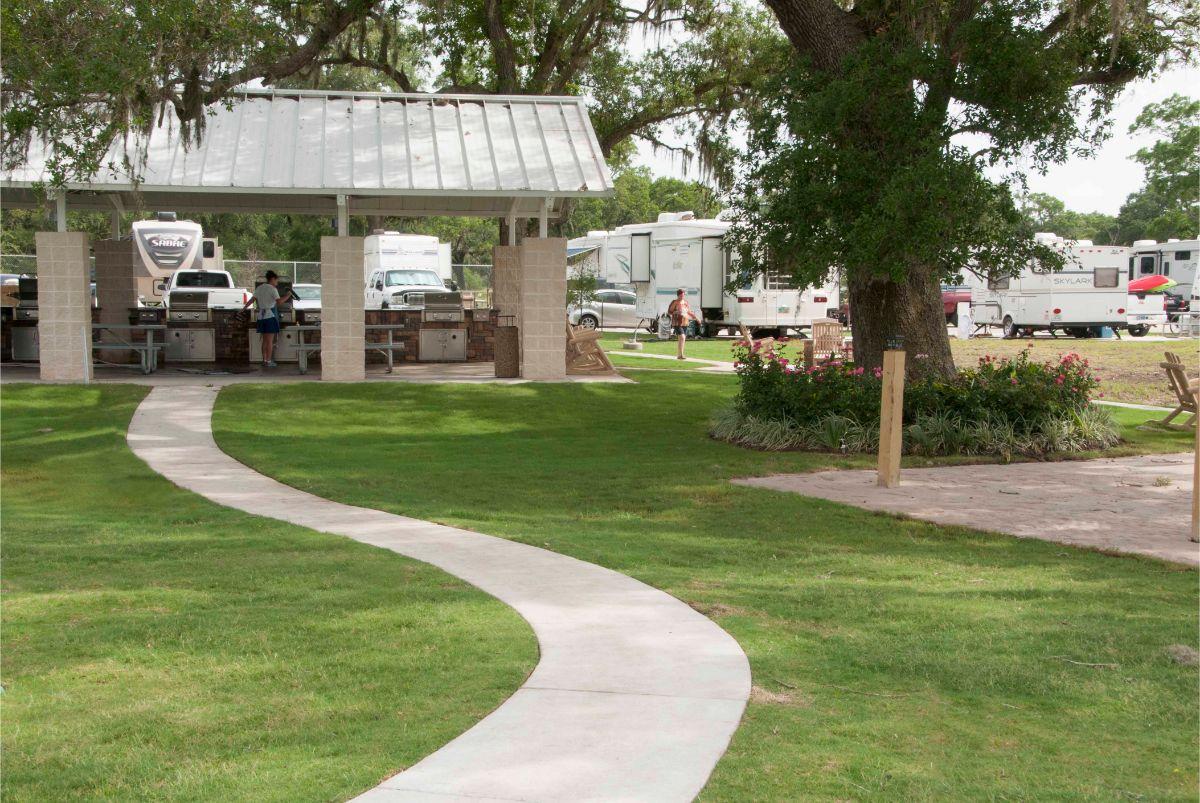 Brazoria Lakes Rv Resort Long Term Rv Park Brazoria