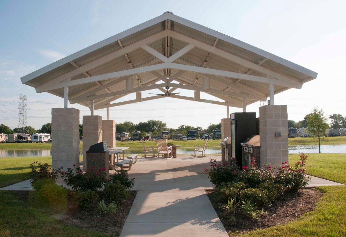 Greenlake Rv Resort Long Term Rv Park San Antonio Texas