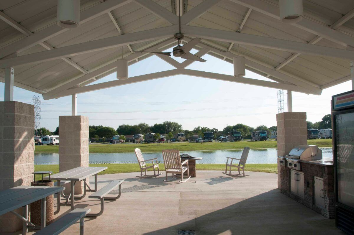Greenlake Rv Resort Long Term Rv Park San Antonio Texas
