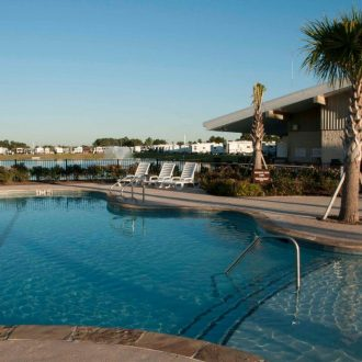 Fallbrook RV Resort pool