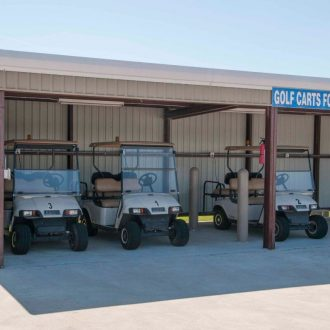 Fallbrook RV Resort golf cart rental
