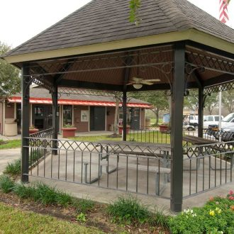 All Star RV Resort Gazebo
