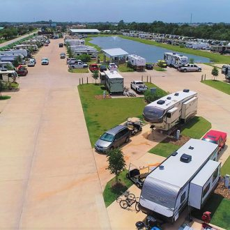 Highway 6 RV Resort