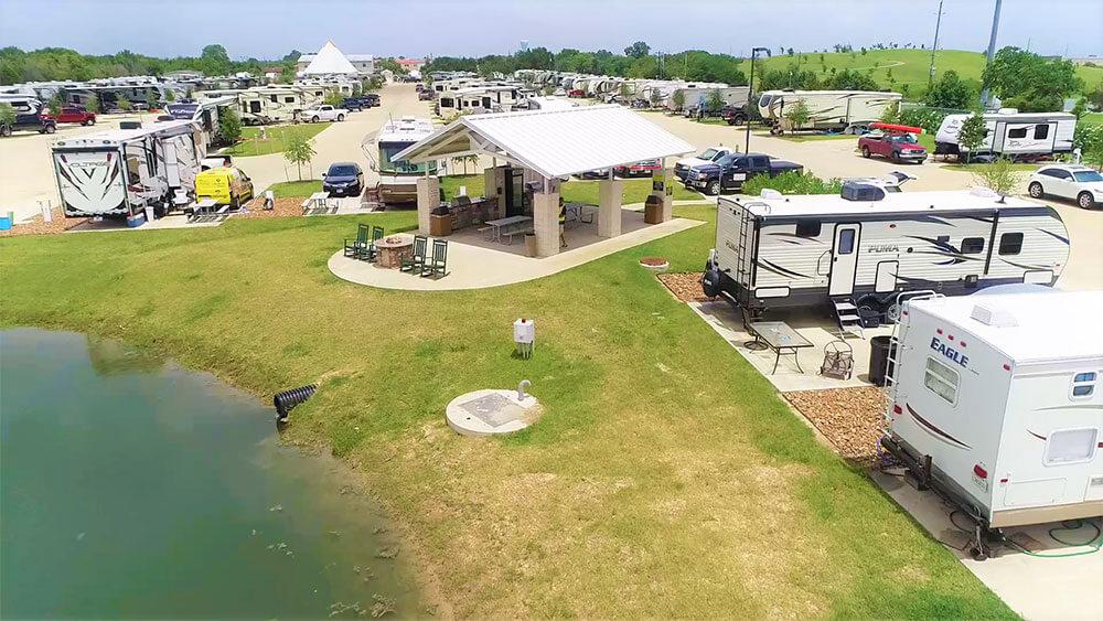 Highway 6 Rv Resort Long Term Rv Park Downtown Houston Texas