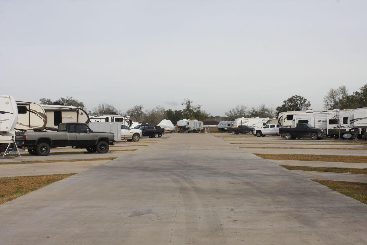 Brazoria Rv Park Long Term Rv Park Brazoria Texas 77422