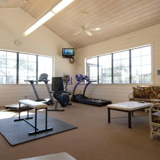 All Star RV Resort Weight room