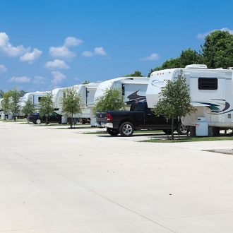 Eastlake RV Resort RV spots