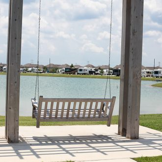Eastlake RV Resort swing