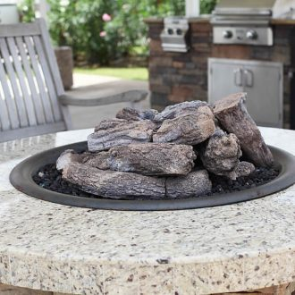 WestLake RV Resort firepit