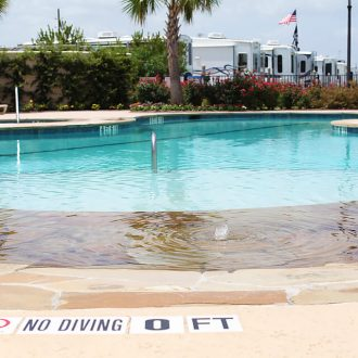 WestLake RV Resort pool