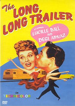 Long Long Trailer (1953) - movie
