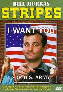 Stripes (1981) - movie