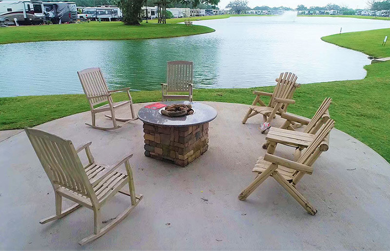 Brazoria Lakes RV Resort | Quality RV Resorts