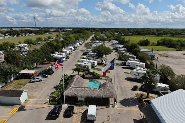 QRV Victoria | RV Park in Victoria, Texas