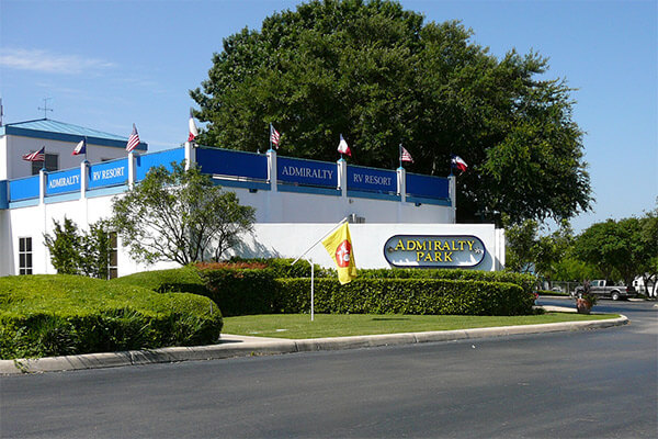 RV Park in San Antonio | RV Park near Sea World San Antonio