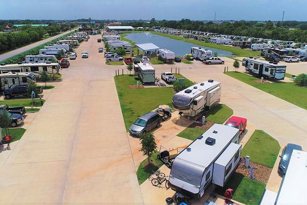 RV Resorts in Houston | RV Parks in Houston