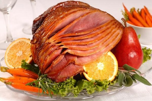 Slow-Cooker Recipe for Glazed Ham   Recipe for Crockpot Glazed Ham