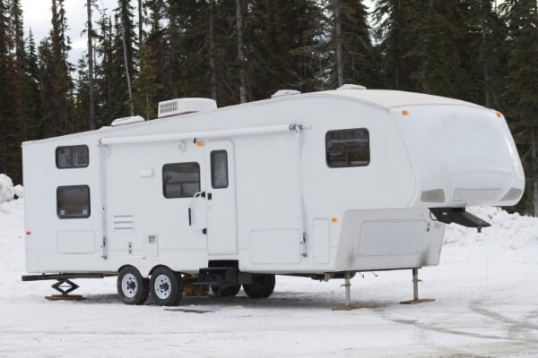 Staying Warm In Your RV | Protect Your RV in Cold Temperatures